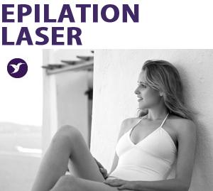 L'épilation laser
